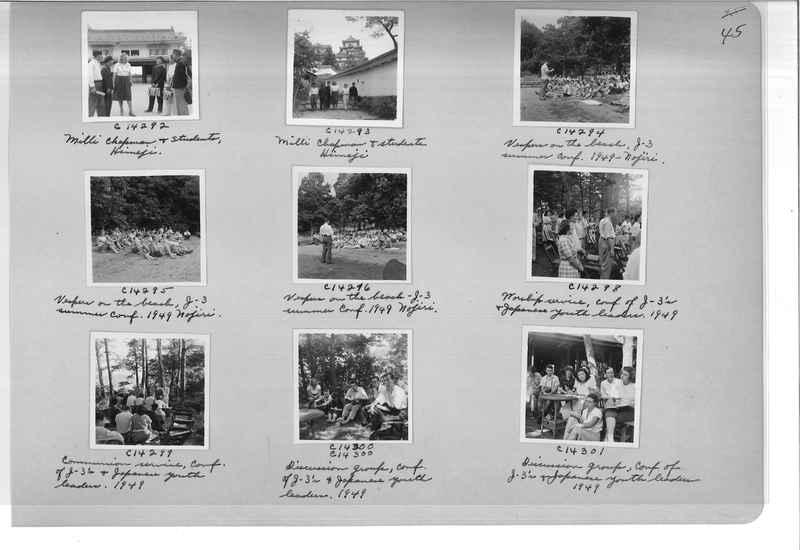 Mission Photograph Album - Japan #07 Page 0045