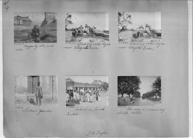 Mission Photograph Album - India #08 Page 0004