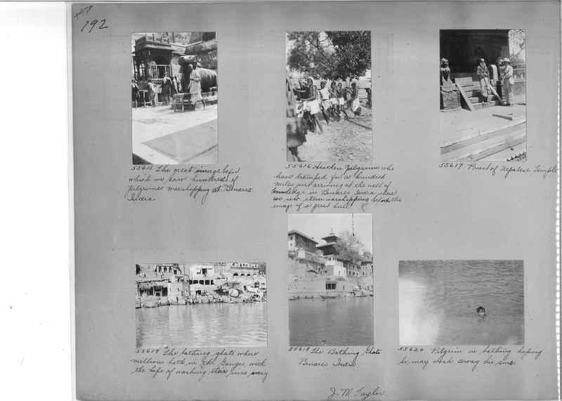 Mission Photograph Album - India #07 Page_0192
