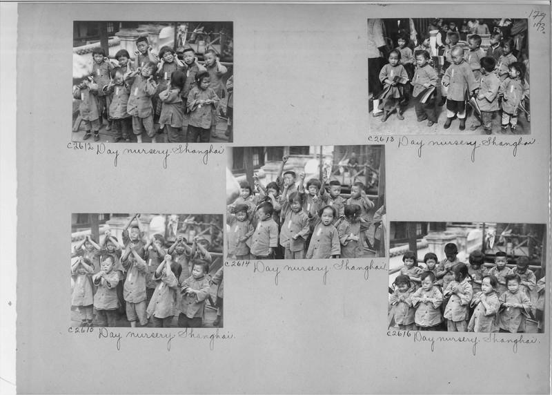 Mission Photograph Album - China #15 page 0173