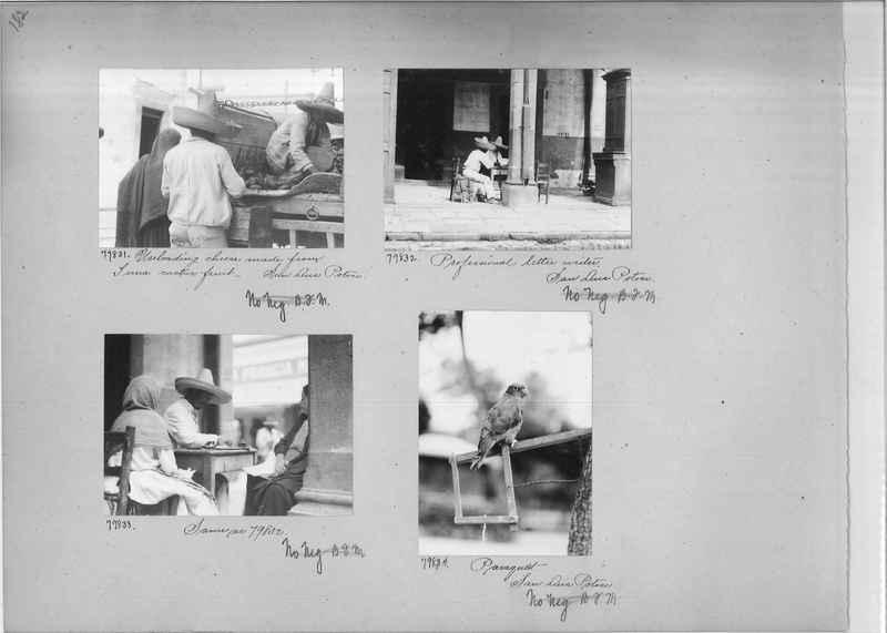 Mission Photograph Album - Mexico #06 page 0182