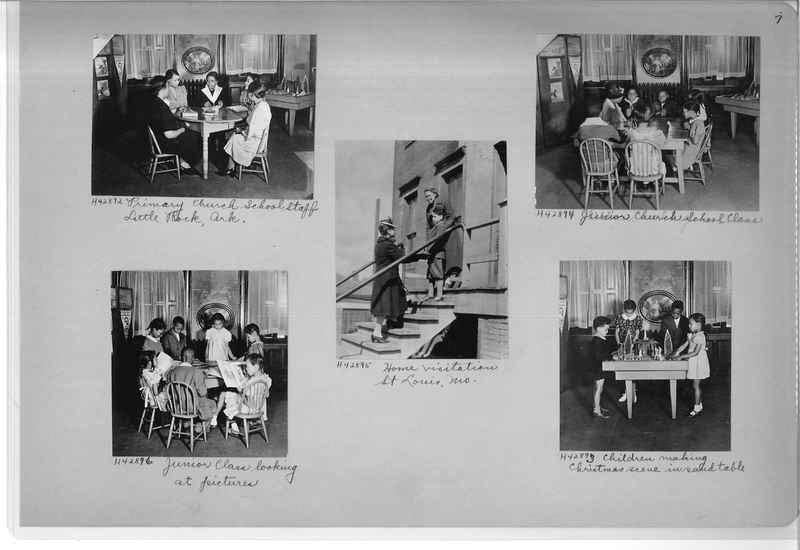 Mission Photograph Album - Negro #7 page 0007