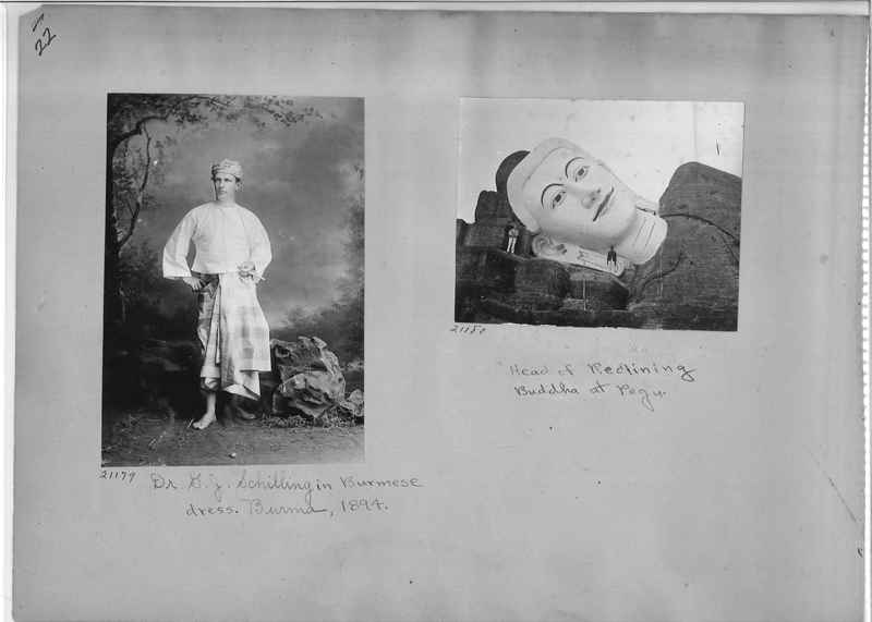 Mission Photograph Album - Burma #1 page 0022