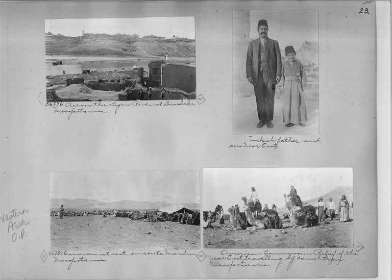 Mission Photograph Album - Western Asia - O.P. - #01 page_0023