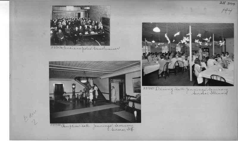 Mission Photograph Album - Education #2 page 0211