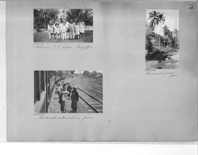 Mission Photograph Album - Malaysia #2 page 0185