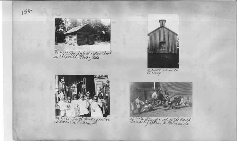 Mission Photograph Album - Negro #4 page 0154