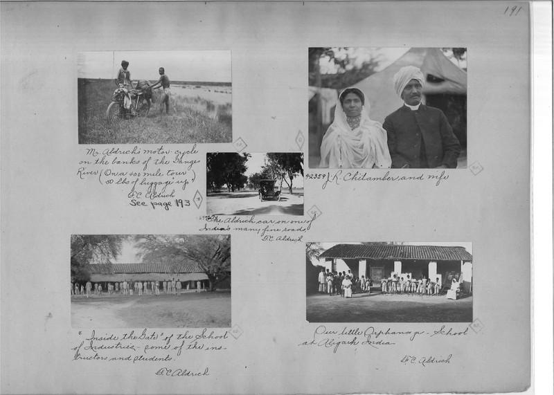 Mission Photograph Album - India - O.P. #02 Page 0191