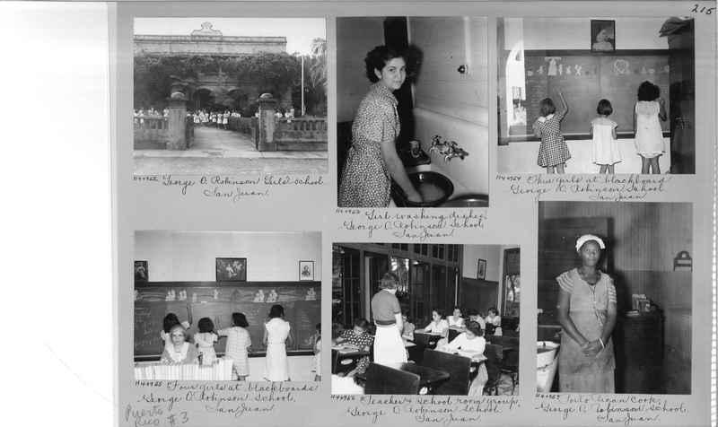 Mission Photograph Album - Puerto Rico #3 page 0215