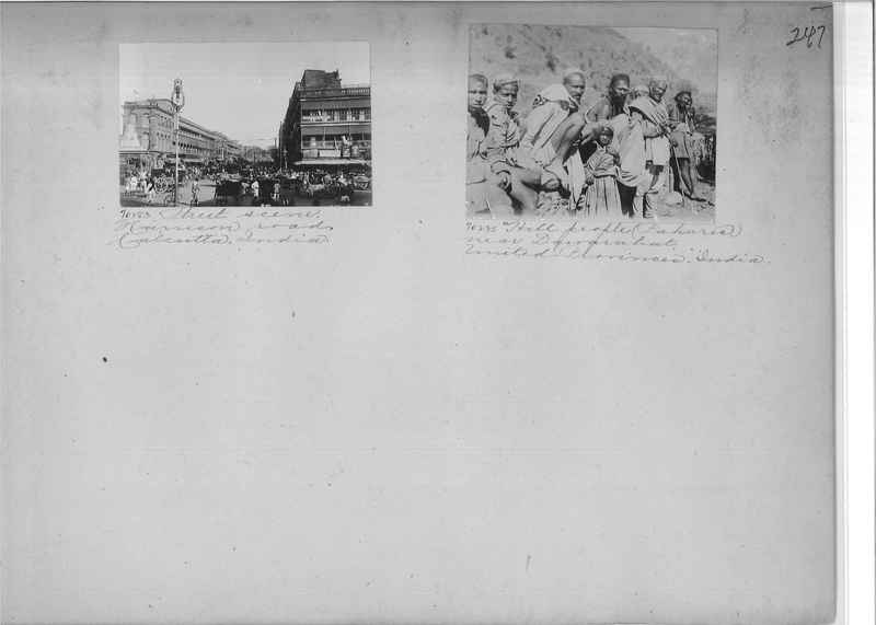 Mission Photograph Album - India #08 Page 0247