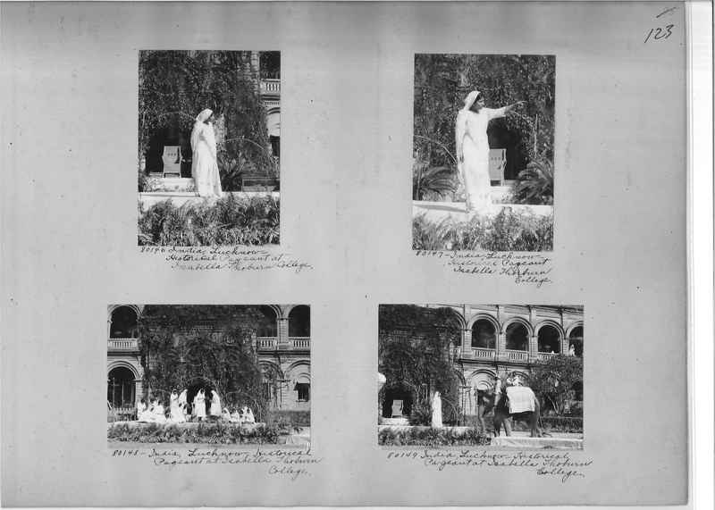 Mission Photograph Album - India #09 Page 0123