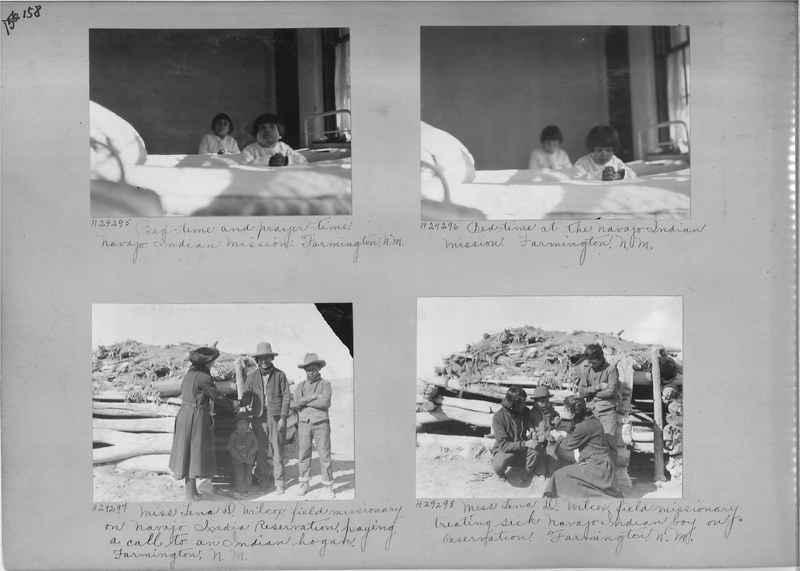 Mission Photograph Album - Indians #2 page_0158