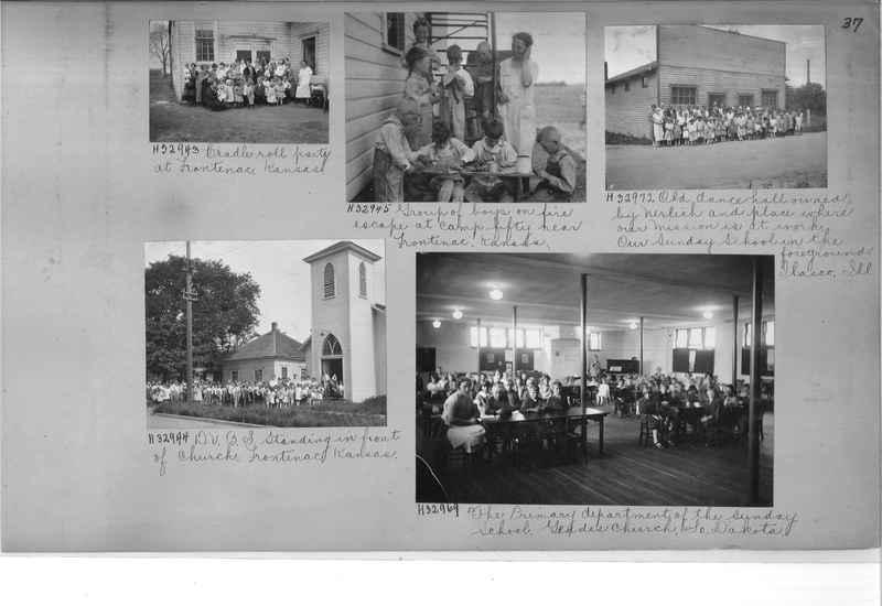 Mission Photograph Album - Religious Education #1 page 0037