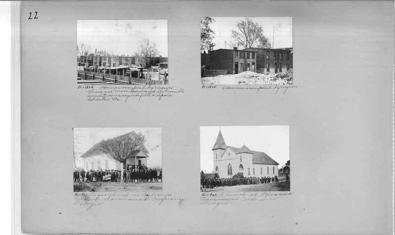 Mission Photograph Album - Negro #2 page 0022