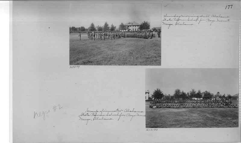 Mission Photograph Album - Negro #2 page 0177