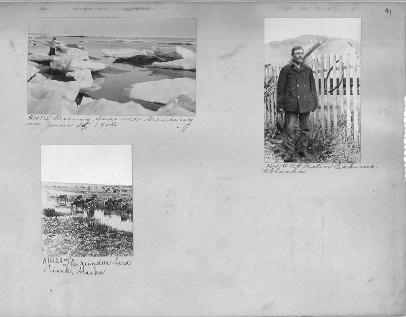 Mission Photograph Album - Alaska #1 page 0041