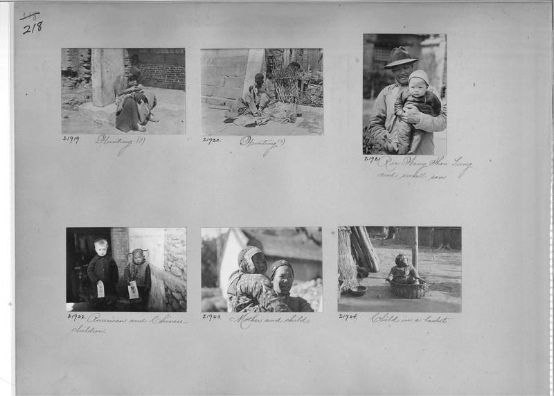 Mission Photograph Album - China #6 page 0218