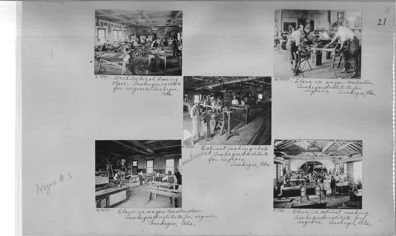 Mission Photograph Album - Negro #3 page 0021