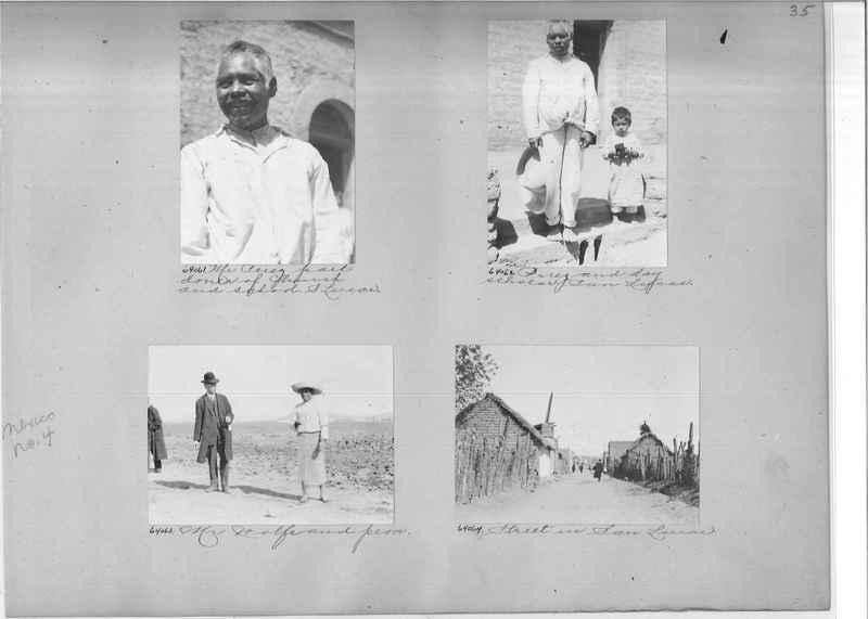 Mission Photograph Album - Mexico #04 page 0035