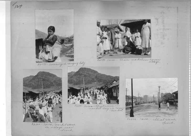 Mission Photograph Album - Korea #5 page 0124