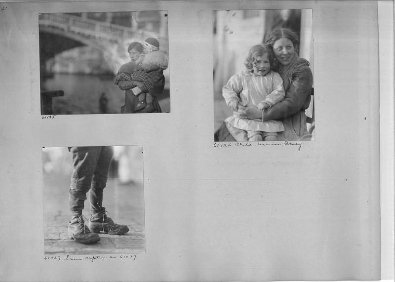 Mission Photograph Album - Europe #04 Page 0004