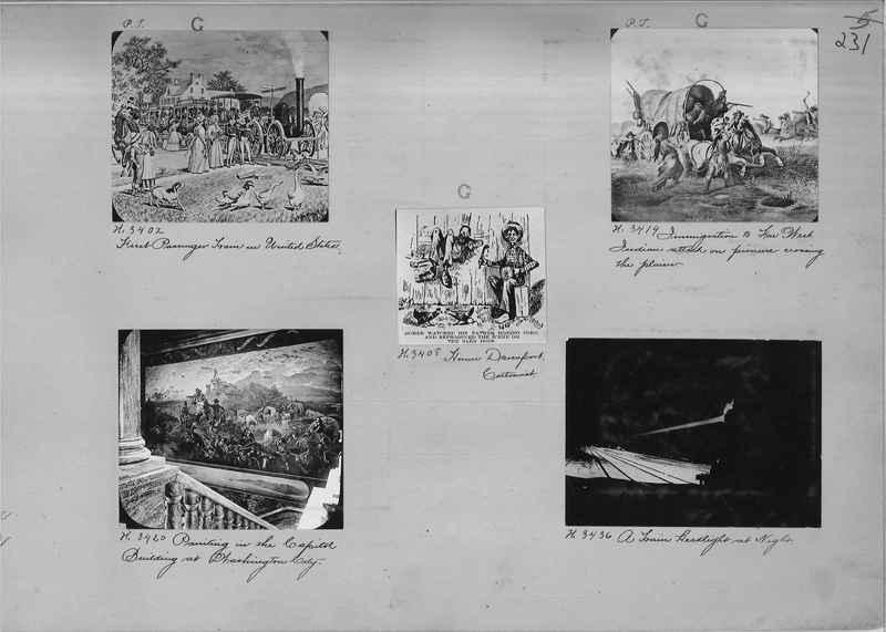 Mission Photograph Album - Miscellaneous #02 Page 0231