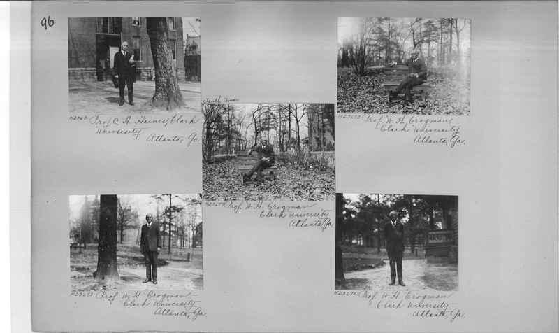 Mission Photograph Album - Negro #3 page 0096