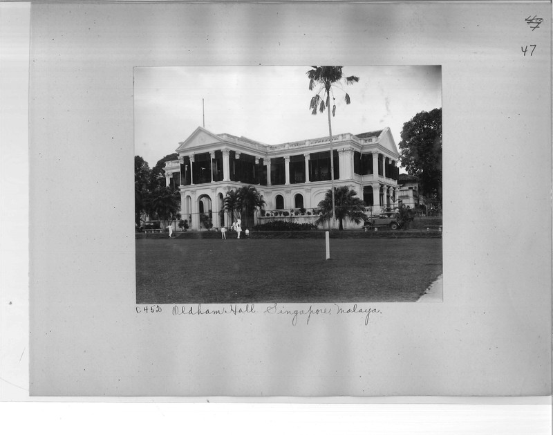 Mission Photograph Album - Malaysia #7 page 0047