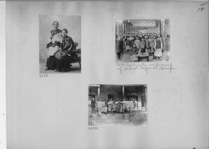 Mission Photograph Album - China #6 page 0191