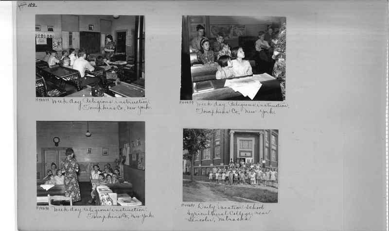 Mission Photograph Album - Religious Education #1 page 0152