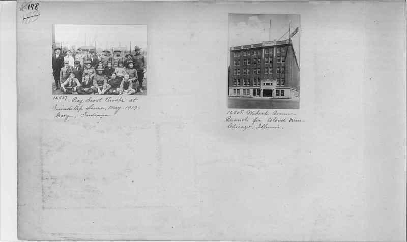 Mission Photograph Album - Cities #6 page 0178