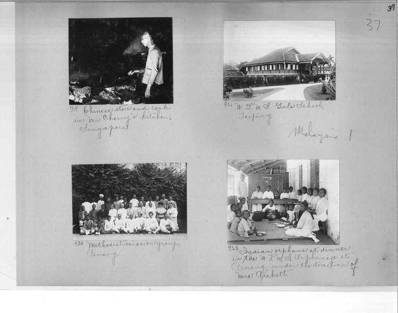 Mission Photograph Album - Malaysia #1 page 0037