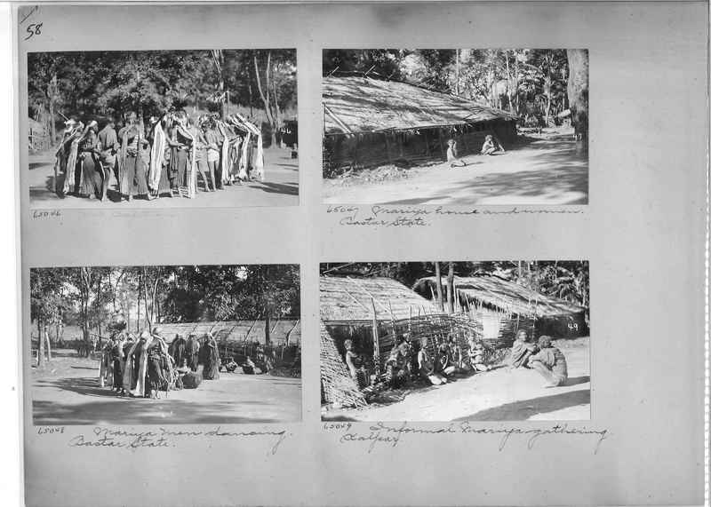 Mission Photograph Album - India #08 Page 0058