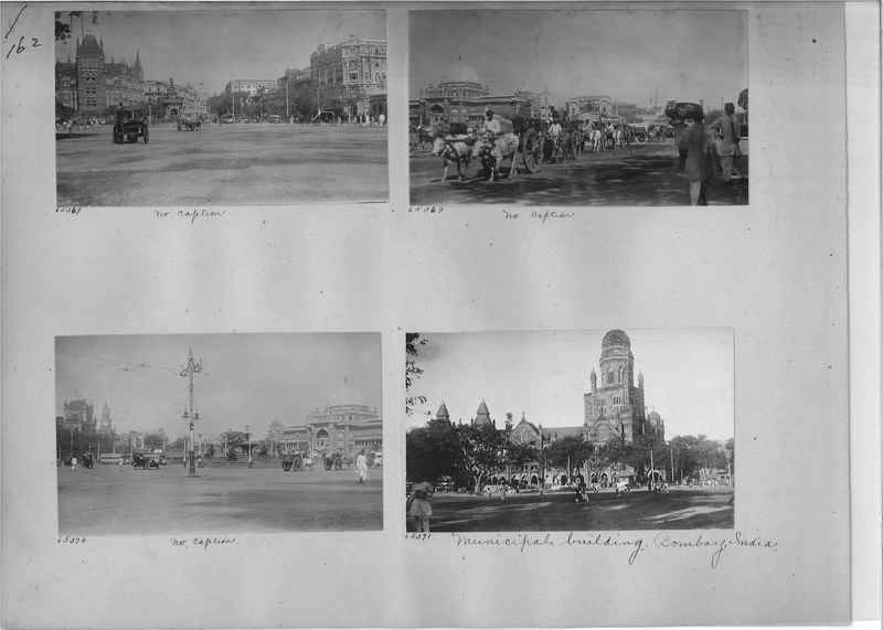 Mission Photograph Album - India #08 Page 0162