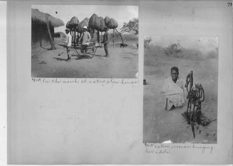 Mission Photograph Album - Africa #14 page 0073