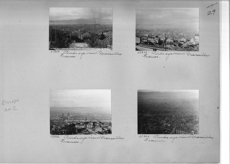 Mission Photograph Album - Europe #02 Page 0029