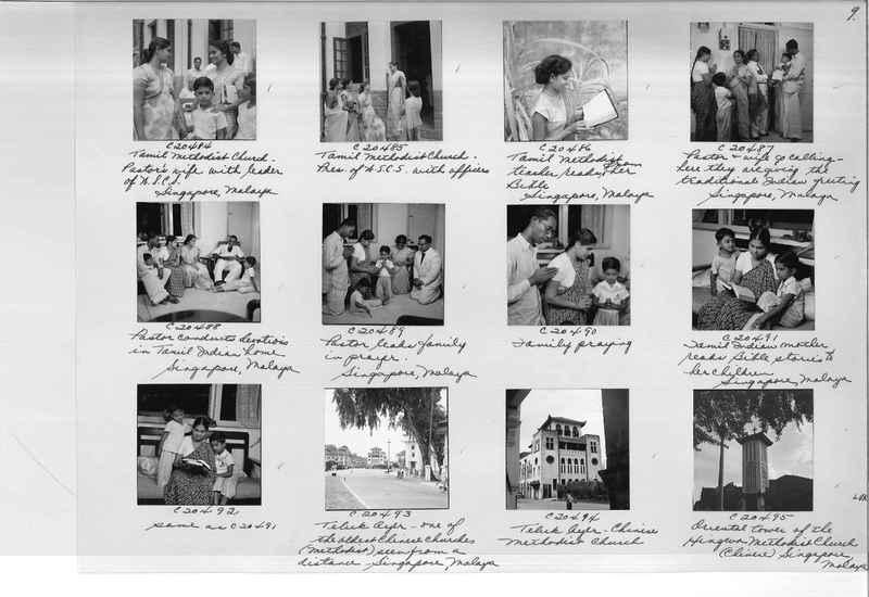 Mission Photograph Album - Malaysia #8 page 0009