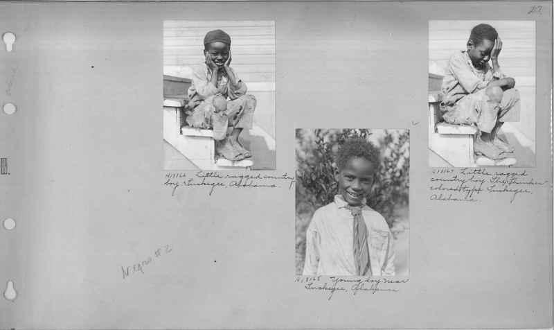 Mission Photograph Album - Negro #2 page 0251