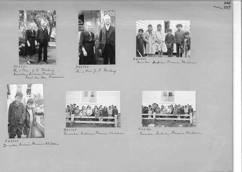 Mission Photograph Album - Indians #2 page_0227