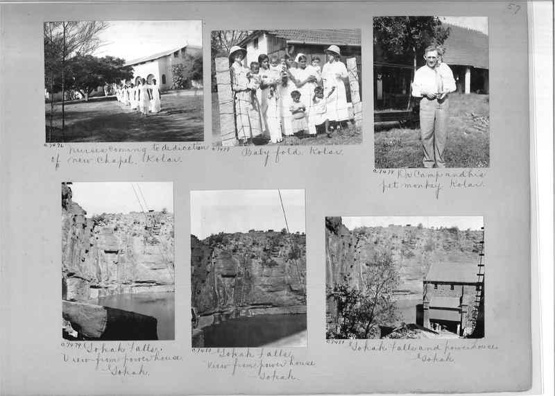 Mission Photograph Album - India #13 Page 0057