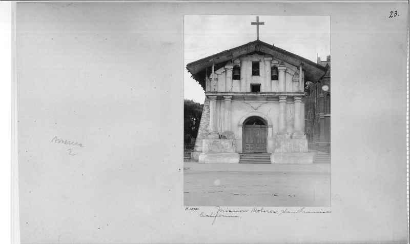 Mission Photograph Album - America #2 page 0023