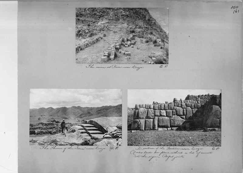 Mission Photograph Album - South America O.P. #1 page 0161