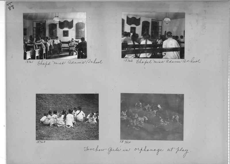 Mission Photograph Album - China #5 page 0088