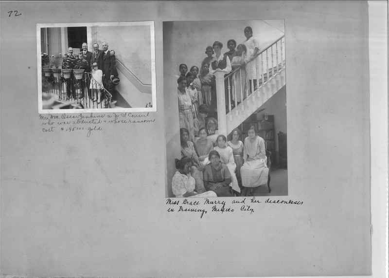 Mission Photograph Album - Mexico - O.P. #01 Page 0072