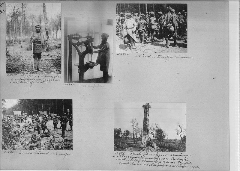 Mission Photograph Album - Europe #02 Page 0204