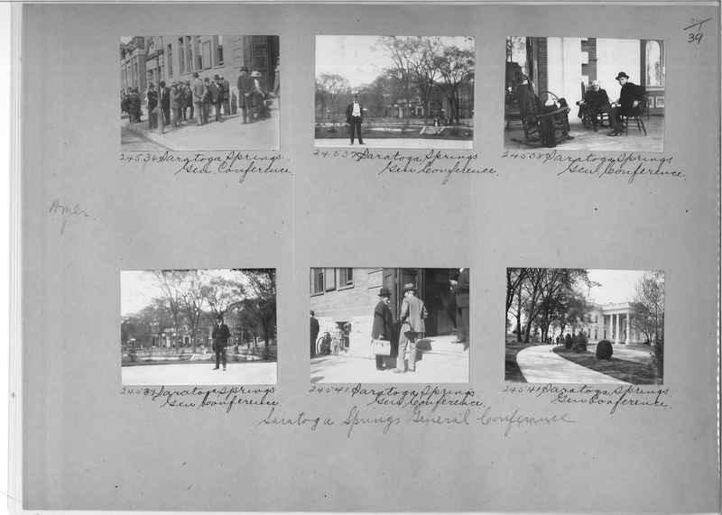 Mission Photograph Album - America #1 page 0039