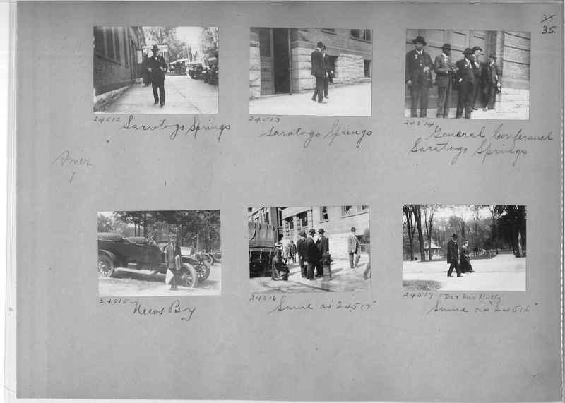 Mission Photograph Album - America #1 page 0035