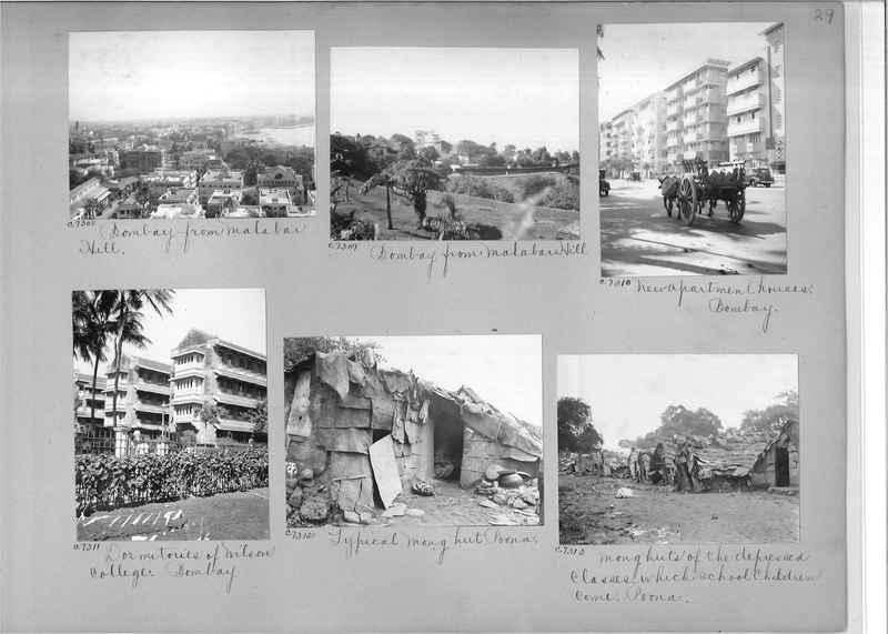 Mission Photograph Album - India #13 Page 0029