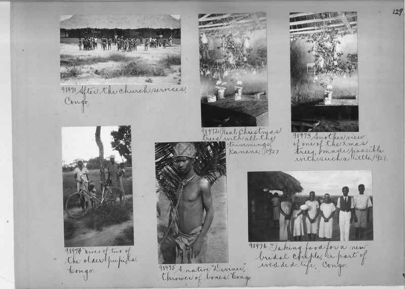 Mission Photograph Album - Africa #14 page 0129