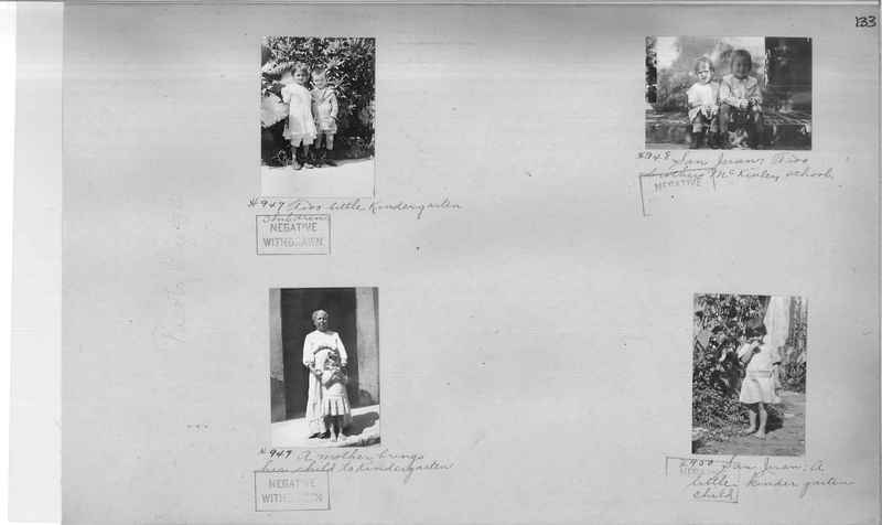Mission Photograph Album - Puerto Rico #2 page 0133